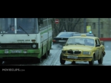 The Bourne Supremacy - Car Chase With Kirill (2004) HD