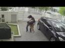 Perempuan Jago Bela Diri, 2 Rampok KABUR (Rekaman CCTV)