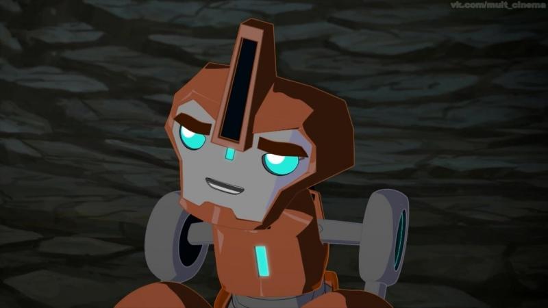 Трансформеры: Роботы под прикрытием 3 сезон 1-6 серии