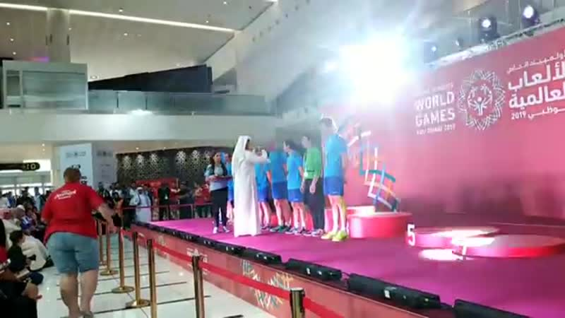 Завершила свое выступление Российская мужская сборная по юнифайд-гандболу, завоевав заслуженное серебро