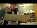 Sf9 japan 3rd single mamma mia! mv making [inseong selfcam]