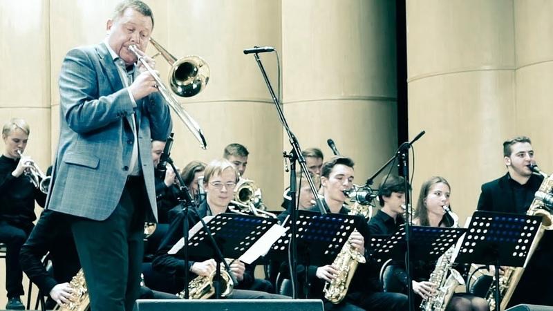 Gnesin Jazz VII - оркестры