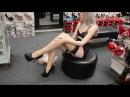 Retro Stockings Bordello Heels Shoes Of Hollywood Girdle
