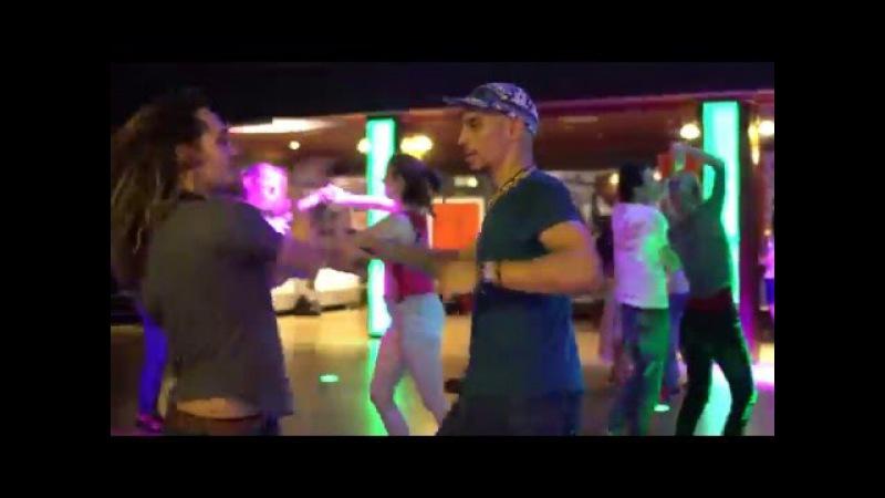 PZC2016 an inspiring social dance with RyEl Kuna ~ video by Zouk Soul