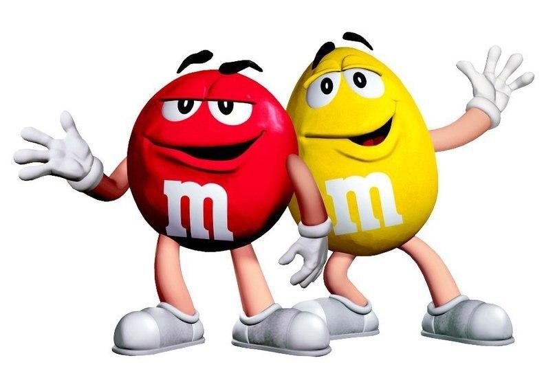 История бренда M&M's | Полезно знать. Good to know.