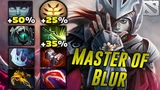 Agressif Phantom MASTER OF BLUR Dota 2