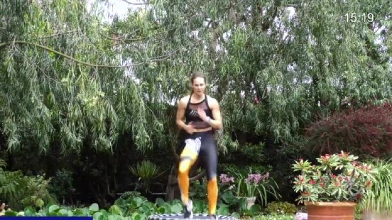 GymRa Trampoline to Lose Weight Fast MU