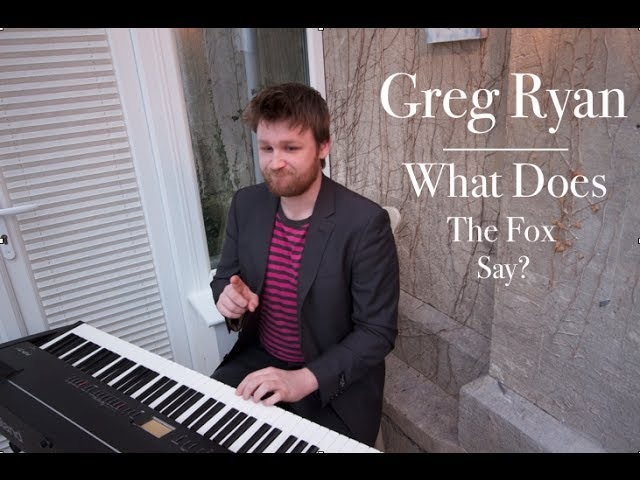 The Fox (What Does The Fox Say?) - Ylvis - Classical Piano Cover by Greg Ryan