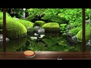 Japanese Garden・Zen Music・Meditation Music・Sleep Music・Healing Music・Soothing Music・Calming Music
