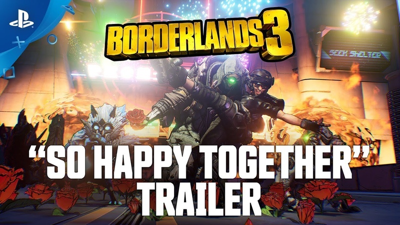 Borderlands 3 - So Happy Together | PS4