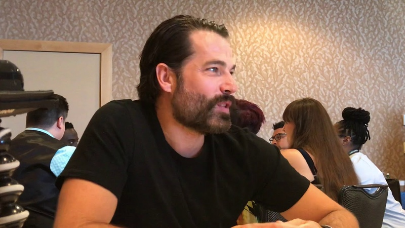 Wynonna Earp - Tim Rozon - SDCC 2018