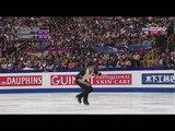 2014 Worlds Men SP Takahiko Kozuka Unsquare Dance by Dave Brubeck