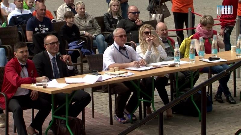 На базе отдыха «Привал» состоялось открытое первенство Гродненской области по кёкусин-кан.mp4