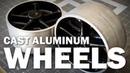 Casting Aluminum Wheels Old Timey Casters