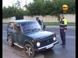 Сотрудники ГИБДД проверяли авто на наличие специальных удерживающих устройств