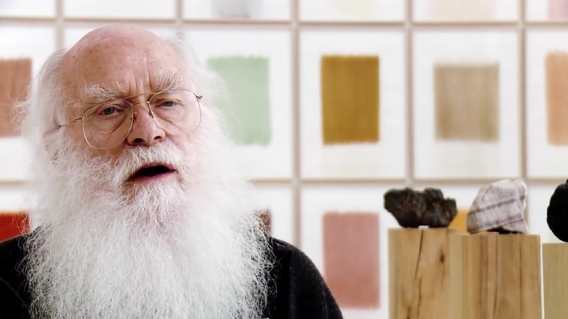Herman de Vries - Venice Biennale 2015