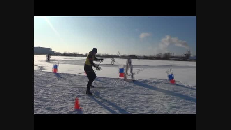 13 02 19 Лыжные гонки в зачёт Комплексной спартакиады среди поселений КМР