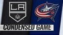 НХЛ-2018/19. Матч №33. Коламбус - Лос Анджелес 4:1 - Обзор Встречи (14.12.18)