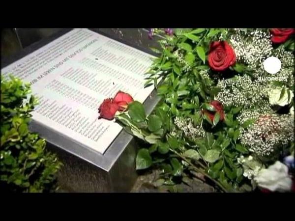 Виталий Калоев почтил память своей семьи у...