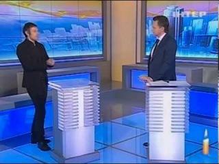 Святослав Вакарчук на трк Интер 'Сейчас не время для политических торгов'