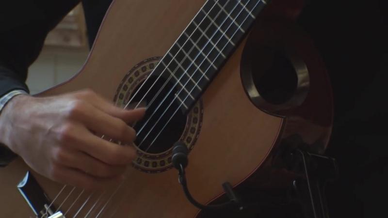 996 J. S. Bach - Suite in E minor, BWV 996 - Adam Roth, guitar