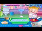 Бэби Хэйзел смотреть Уход за кроликом новая серия игра как мультик для детей