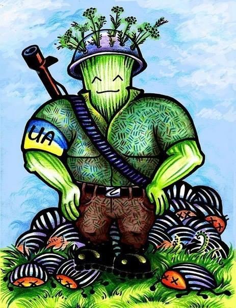 """В плену террористов остаются 95 бойцов """"Донбасса"""" и около 400 солдат других подразделений, - Семенченко - Цензор.НЕТ 5586"""