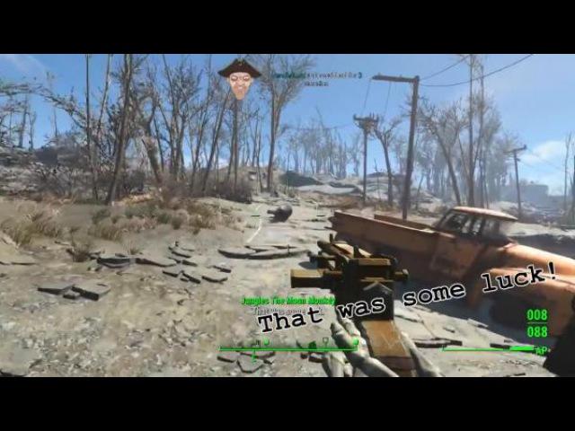 Модифицированный Fallout 4 - Война Дикой жизни (эп.4)