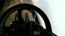 MiG-21 Lancer cdr Gica Stancu August 23, Radom Airshow 2015 - cockpit view