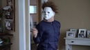 Michael Myers During October Halloween Parody