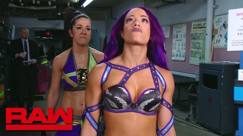 SB_Group| Sasha Banks is done being Bayley's friend: Raw, June 18, 2018