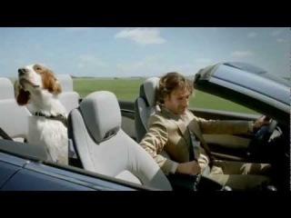 The new Mercedes E-Class Convertible spot 'Dog' commercial