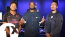 Reece West and Gen Set With Sir Spyro on BBC Radio 1Xtra