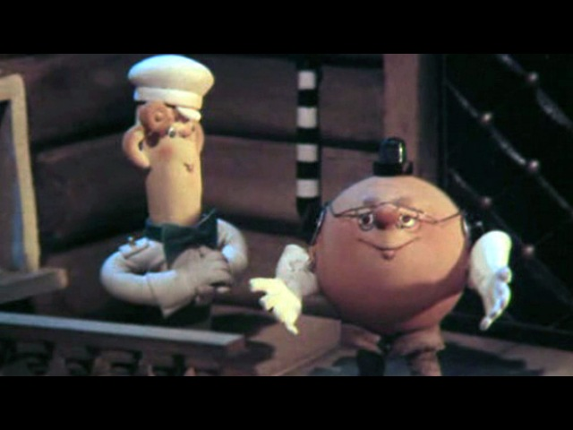 Следствие ведут Колобки (1983) - Мультфильм на TVZavr