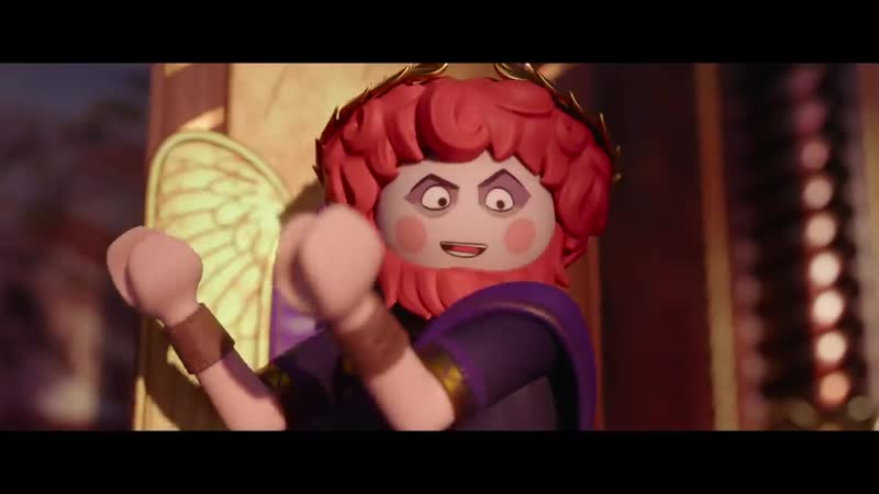 PLAYMOBIL- THE MOVIE (Adam Lamberts character)