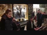 Красивый кавер на песню New Irish Christmas Carol в исполнении Allie Sherlock