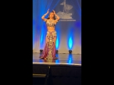 Алла Вац Miami Bellydance Convention 2018