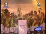 Fenerbahce Kupa Töreni 2014