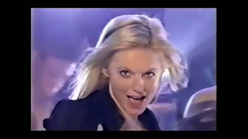 Geri Halliwell - Lift Me Up @ The National Lottery Stars 30.10.1999