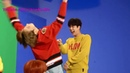 How Jungkook (정국 BTS) makes his hyungs laugh