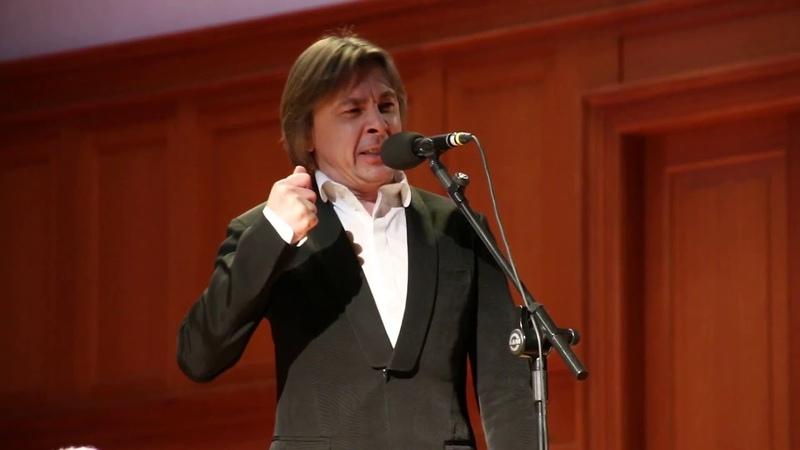 Риккардо Коччанте Ария Клода Фролло Ты гибель моя из мюзикла Собор Парижской Богоматери