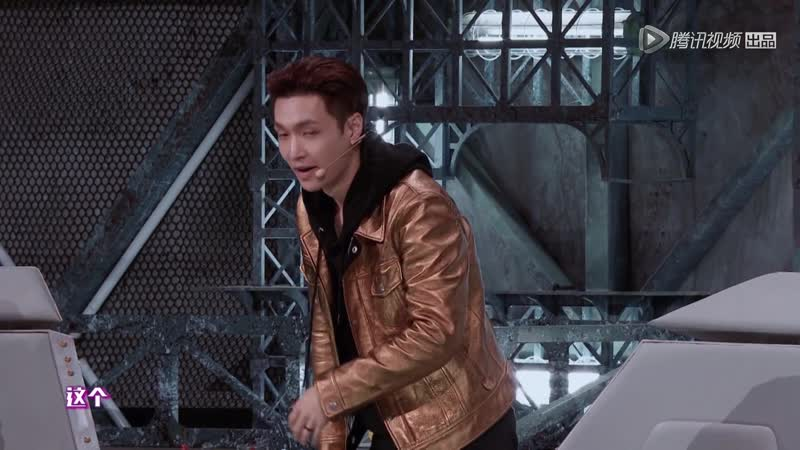 190117 ZHANG YIXING 张艺兴 — «Rave Now» ep08 preview 3