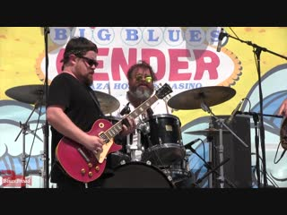 DAMON FOWLER • Sugar Shack (Las Vegas_Big Blues BENDER) 2018 _ Full HD