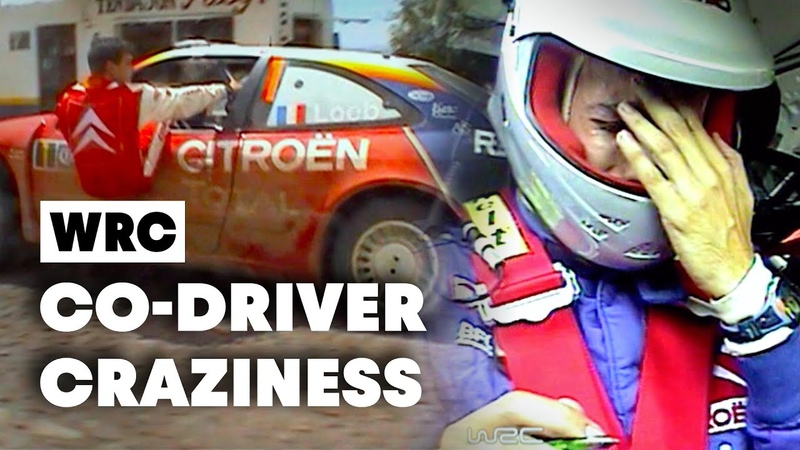 Why Do Rally Drivers Need Co Drivers WRC 2019
