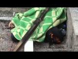 Новое. Обстрел ЖД вокзала в Красном Лимане. (Есть жертвы) +18. 03.06.2014.
