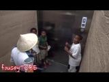 Розыгрыш в лифте! Мортал комбат 2 MORTAL KOMBAT ELEVATOR PRANK 2