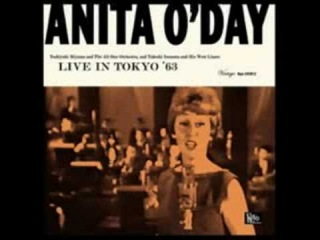 Anita O'Day - I Can't Get Started With You