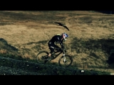 Gee Atherton gets hunted by a Peregrine Falcon