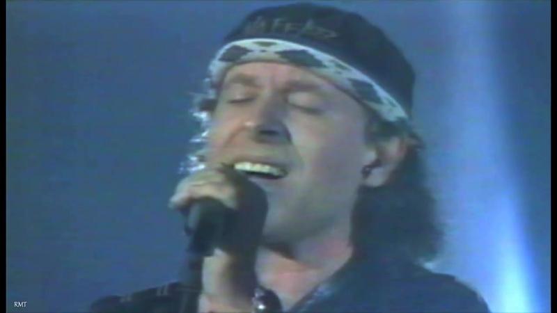 Scorpions _ Vanessa Mae - Still Loving You 1996 Live