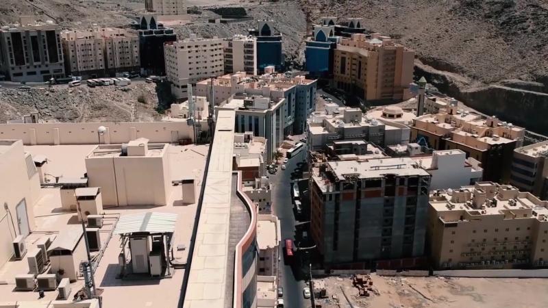 Паркур в Саудии